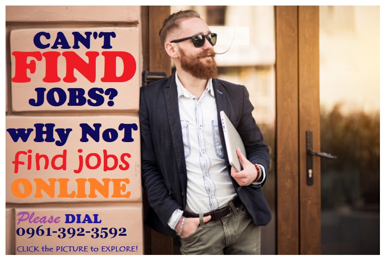Forget about the nine-to-five jobs: Get your home-based jobs now!